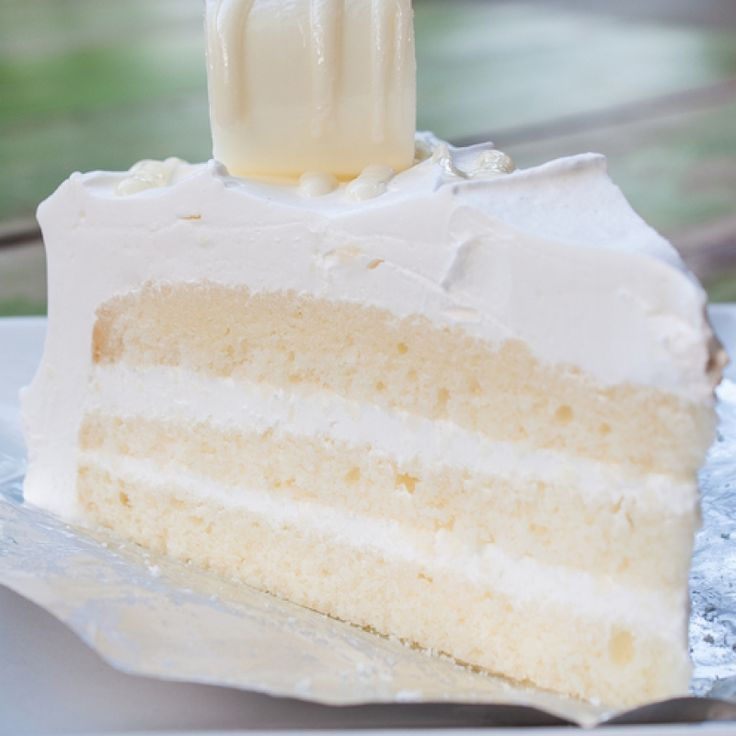 Image result for white chocolate cake pinterest