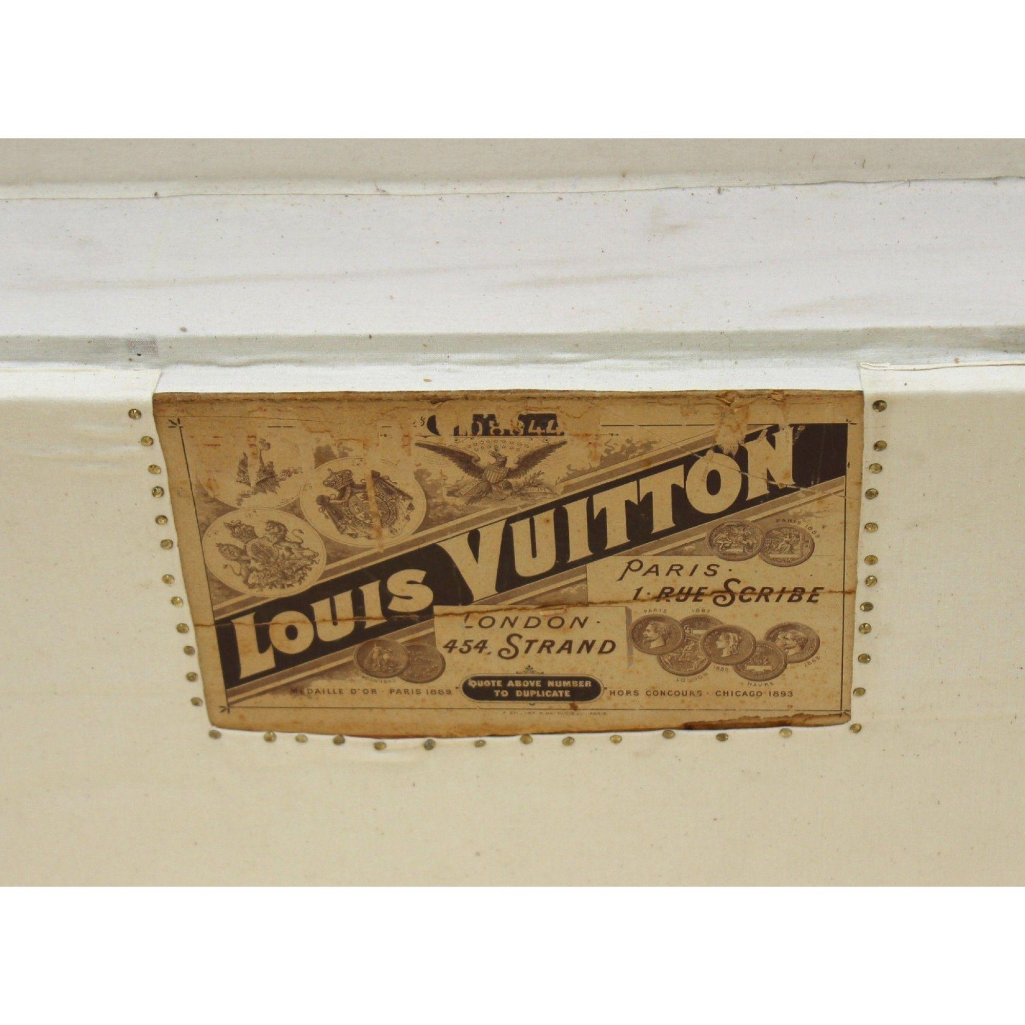 Louis Vuitton Courier Trunk in Black - Louis Vuitton - Brands ...