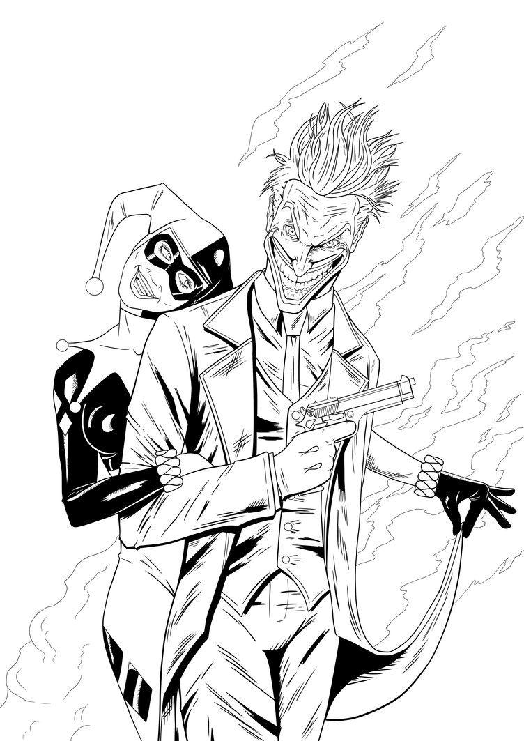 harley quinn and the joker - Google Search | Batman ...