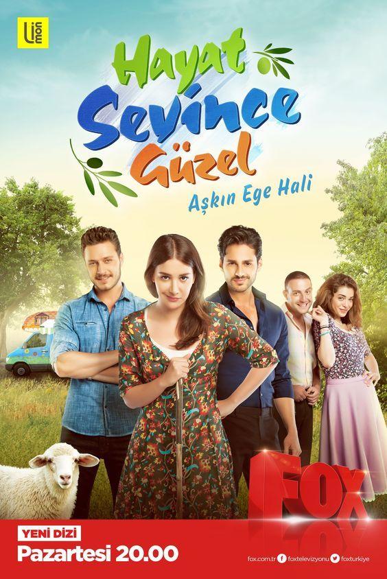 Hayat Sevince Guzel Poster Jpg 2003 3000 Movies To Watch Movies Tv Series