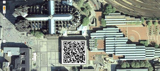 QR-Codes: Anwendungsbeispiele im #B2B Marketing