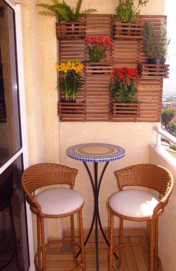 decoracion de sillas de terraza