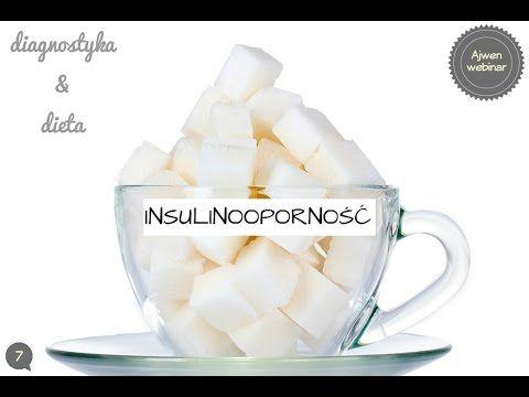 Insulinooporność czy nie możemy wtedy schudnąć