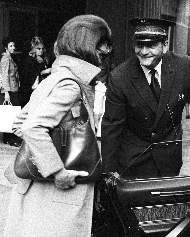 Jackie Kennedy 1970