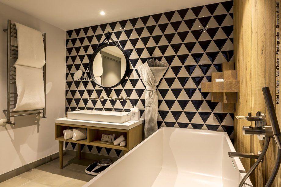 Deco Carrelage Mural Salle De Bain Design Inspirations Avec - photo faience salle de bain