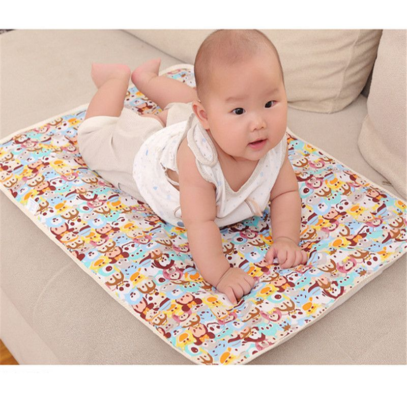 Click to Buy 1piece newborn Baby Changing Pads Covers Toddler