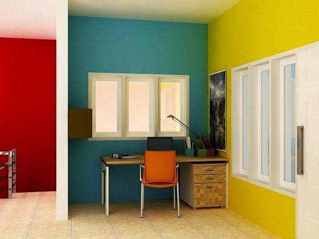 Paduan Warna Cat Rumah Yang Serasi Dengan Gambar Ide Dekorasi