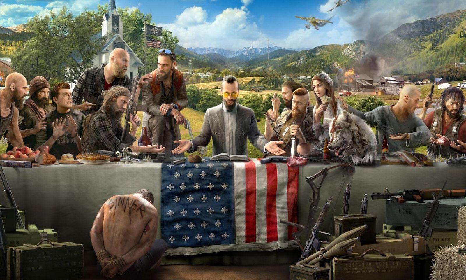 Far Cry 5 In Hikayesi Kac Saat Olacak Haberler Aksiyon Filmi Haber Teknoloji