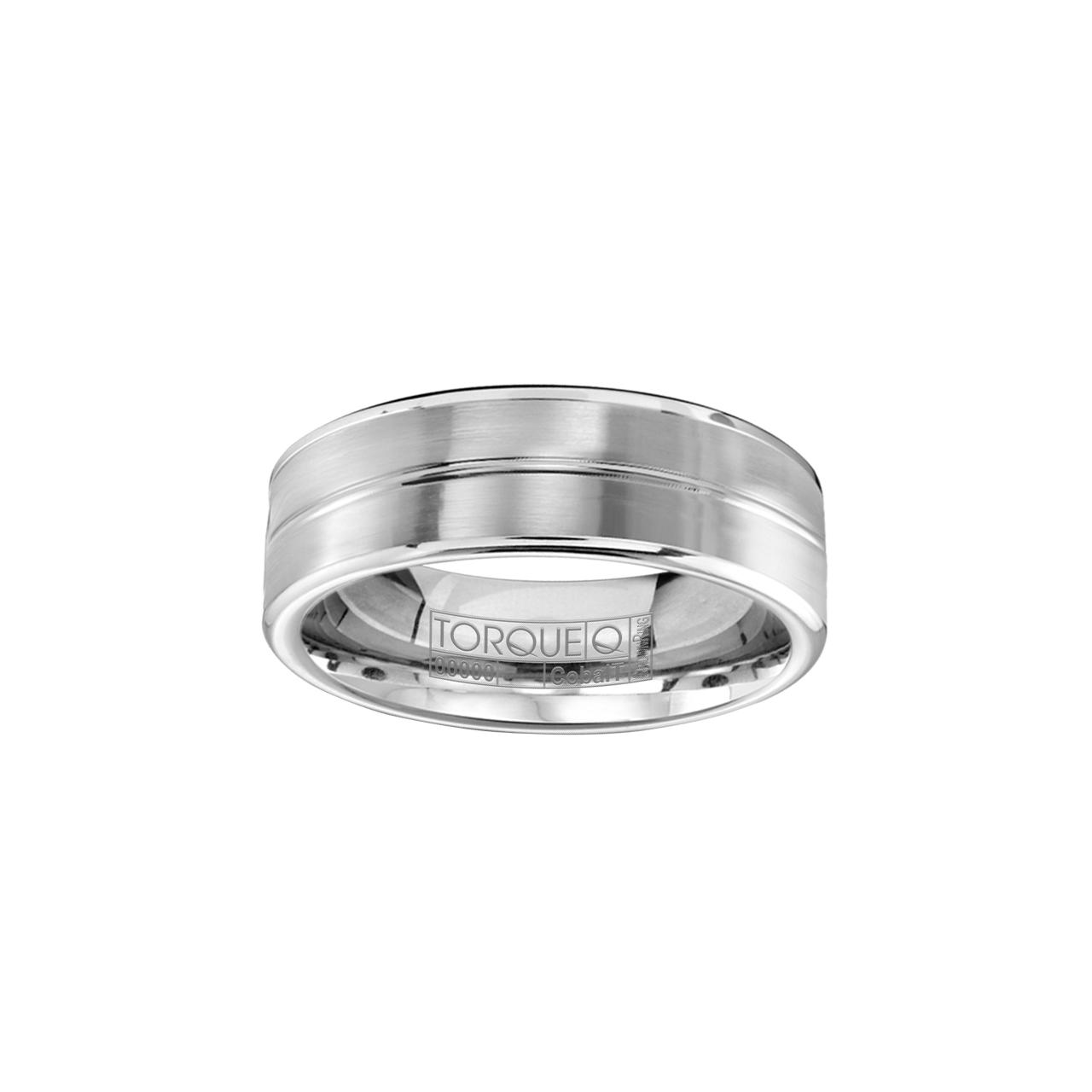 COBALT 7MM GENTS WEDDING BAND Mens wedding rings