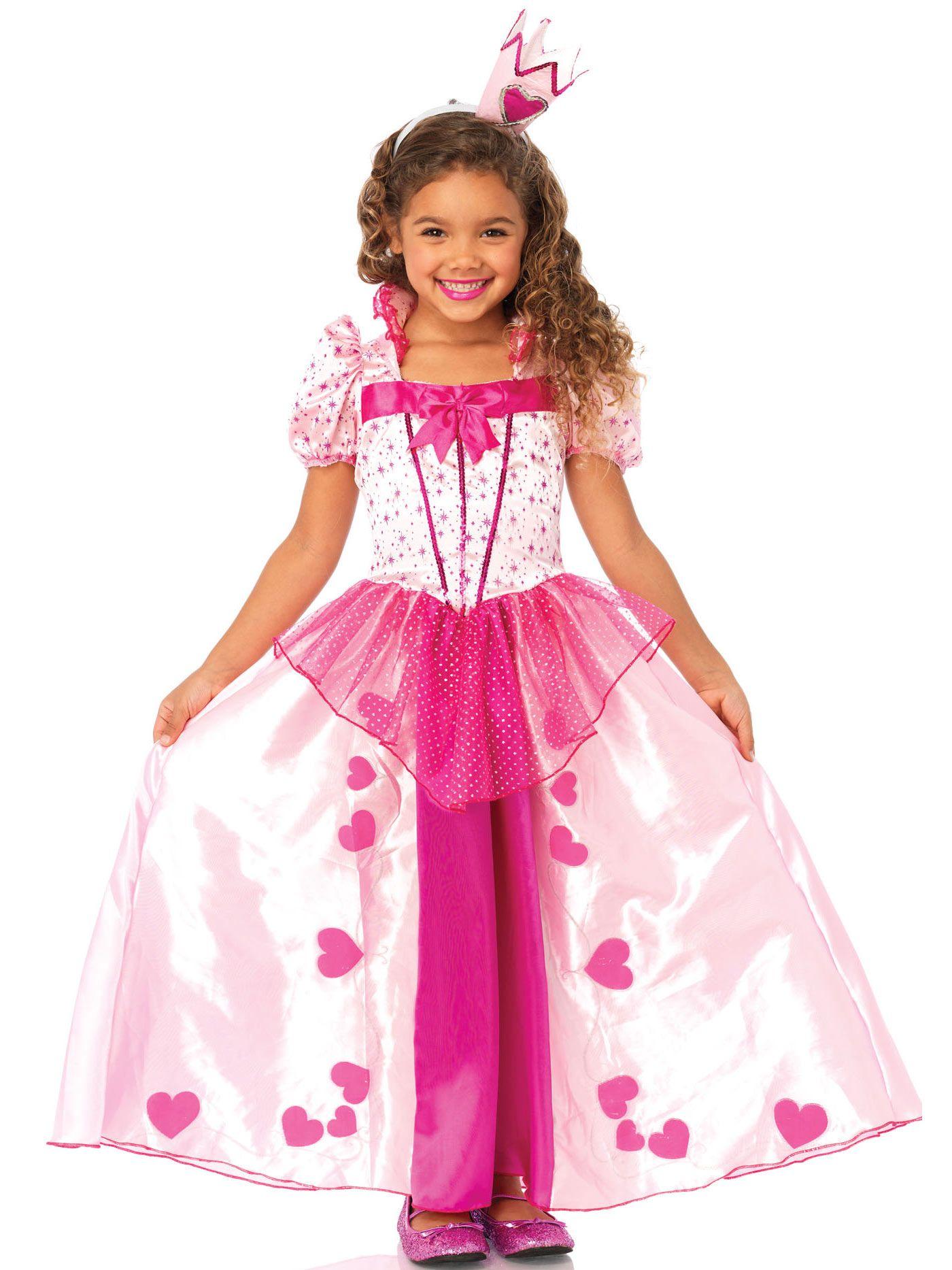 Disfraz princesa rosa niña | Disfraz princesa, Princesa rosa y Color ...