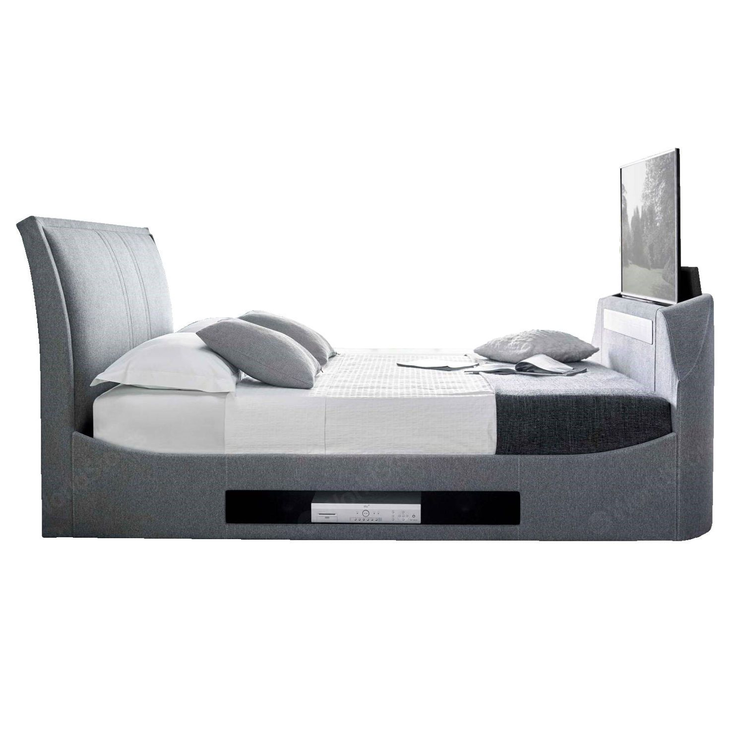 Kaydian Maximus Adjustable TV Bed | Next Day   Select Day Delivery