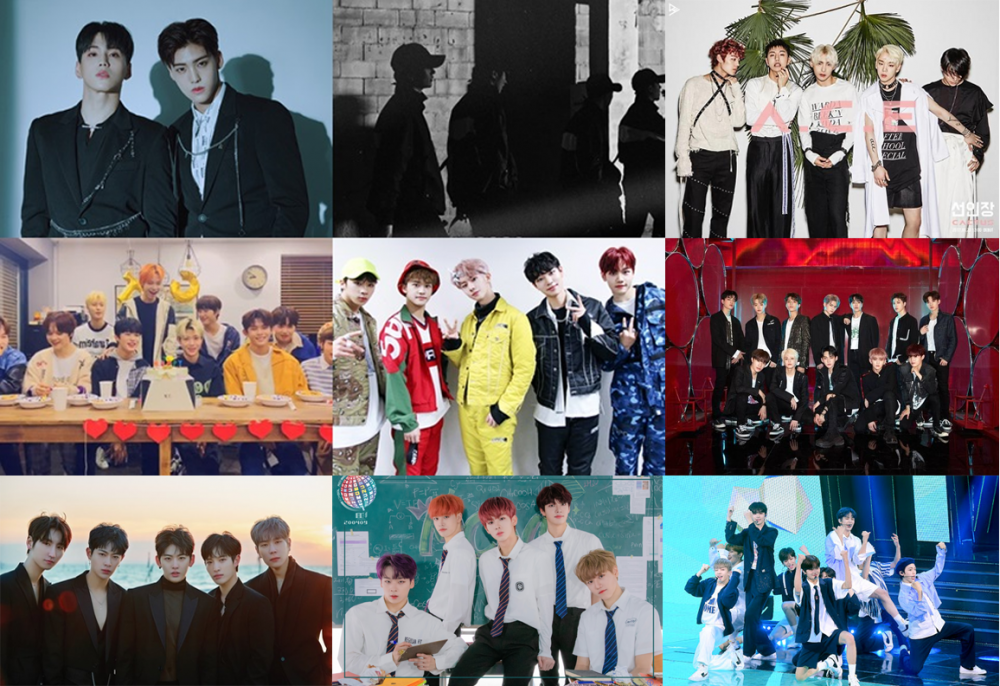 Korean Netizens Talk About The Reasons Why Some Of The Newer Idol Groups Aren T Popular In Korea In 2021 Idol Korean Popular
