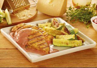 Sobrecoxa de frango marinada é boa opção para almoço no feriado