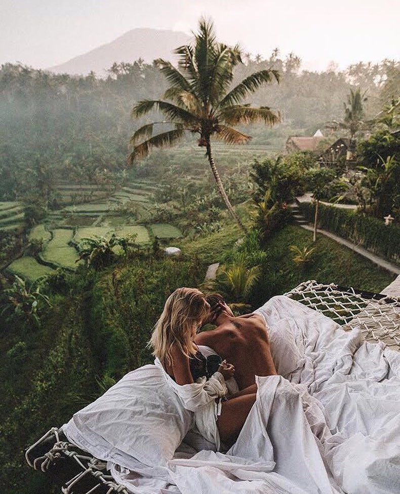 "Ubud, Bali. ""I just want to be surrounded by so much love in my life. And not just relationships. Love for my…"""