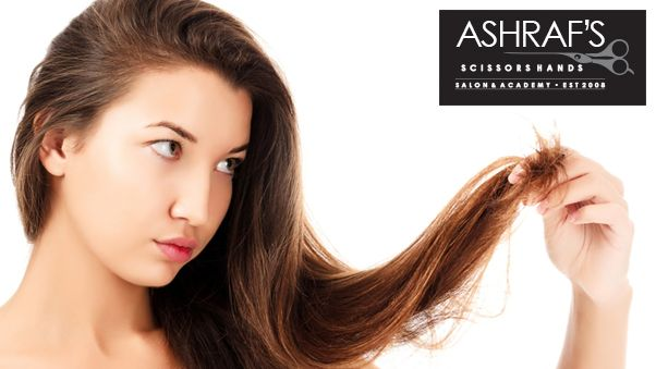 how to get rid of damaged hair fast