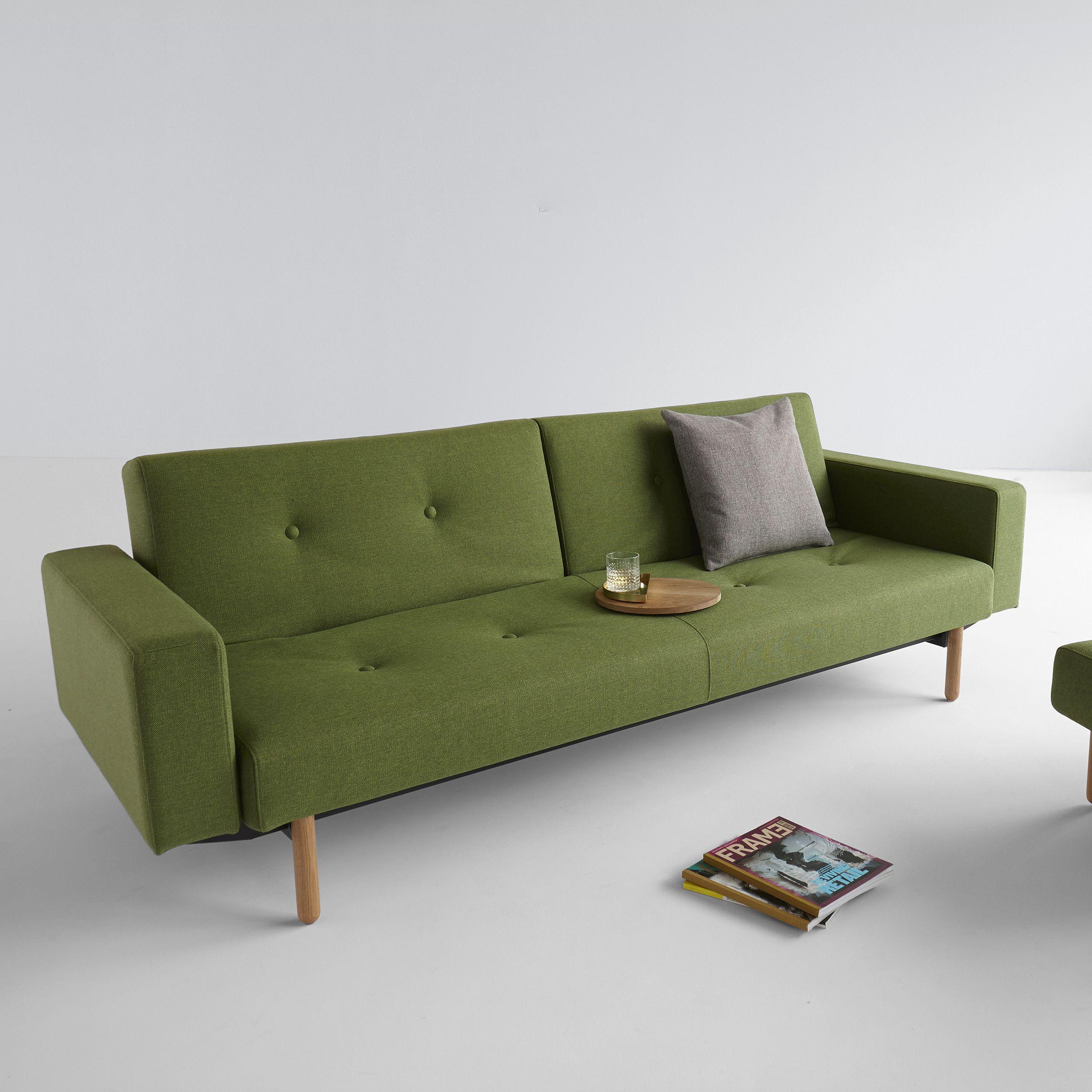 Innovation 4-Sitzer Schlafsofa Asmund
