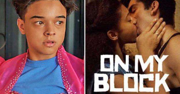 On My Block Series Image 10 Cesar, Netflix