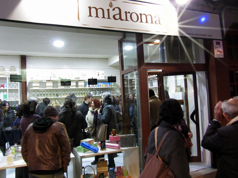 Inauguracion Miaroma Hogar Limpieza Higiene Aroma Shopping
