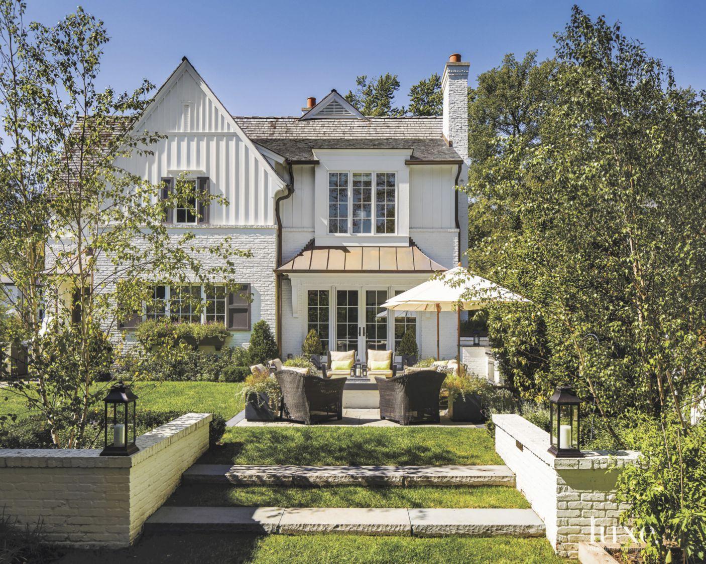 20 ways to transform your backyard backyard exterior design and