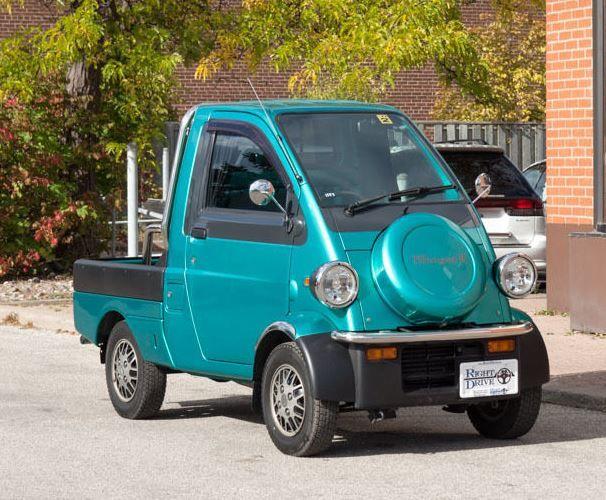 Mid Engined Single Seater 4k Mile 1996 Daihatsu Midget Ii Autos