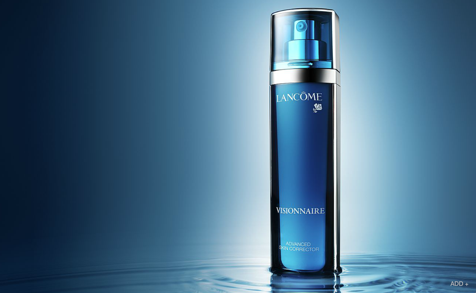 Lancome Visionaire advanced skin corrector - winner of Marie Claire's prix d'excellence de la beaute 2012 - supposed to work!