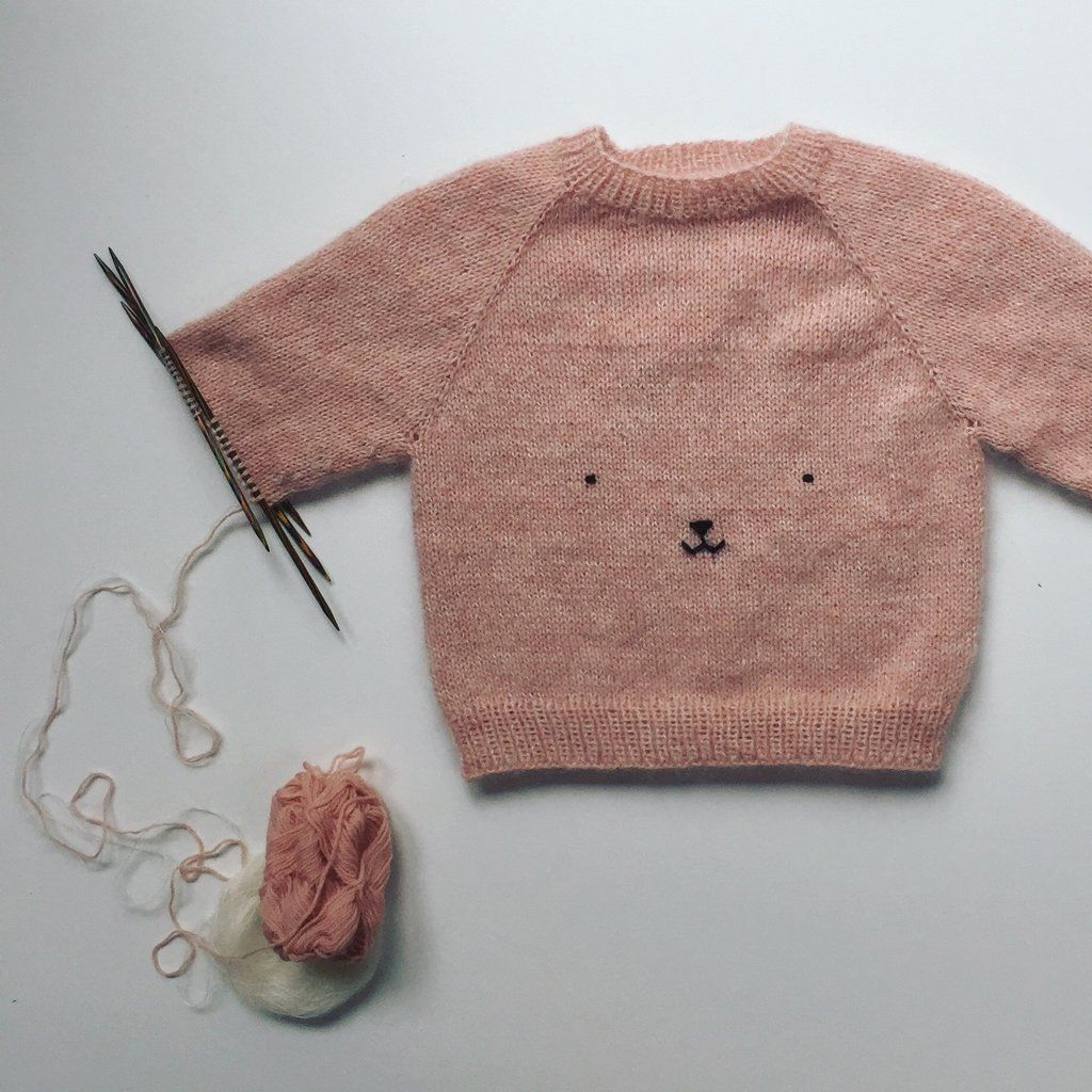 Teddy Bear Sweater