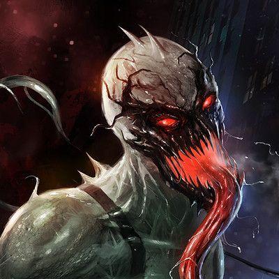 Anti-Venom   Venom art, Marvel villains, Venom