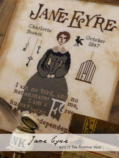 JANE EYRE  by The Primitive Hare