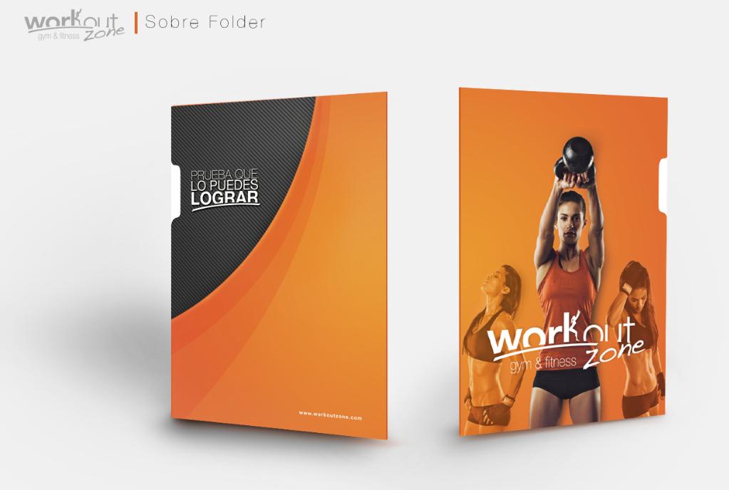 Workout folder