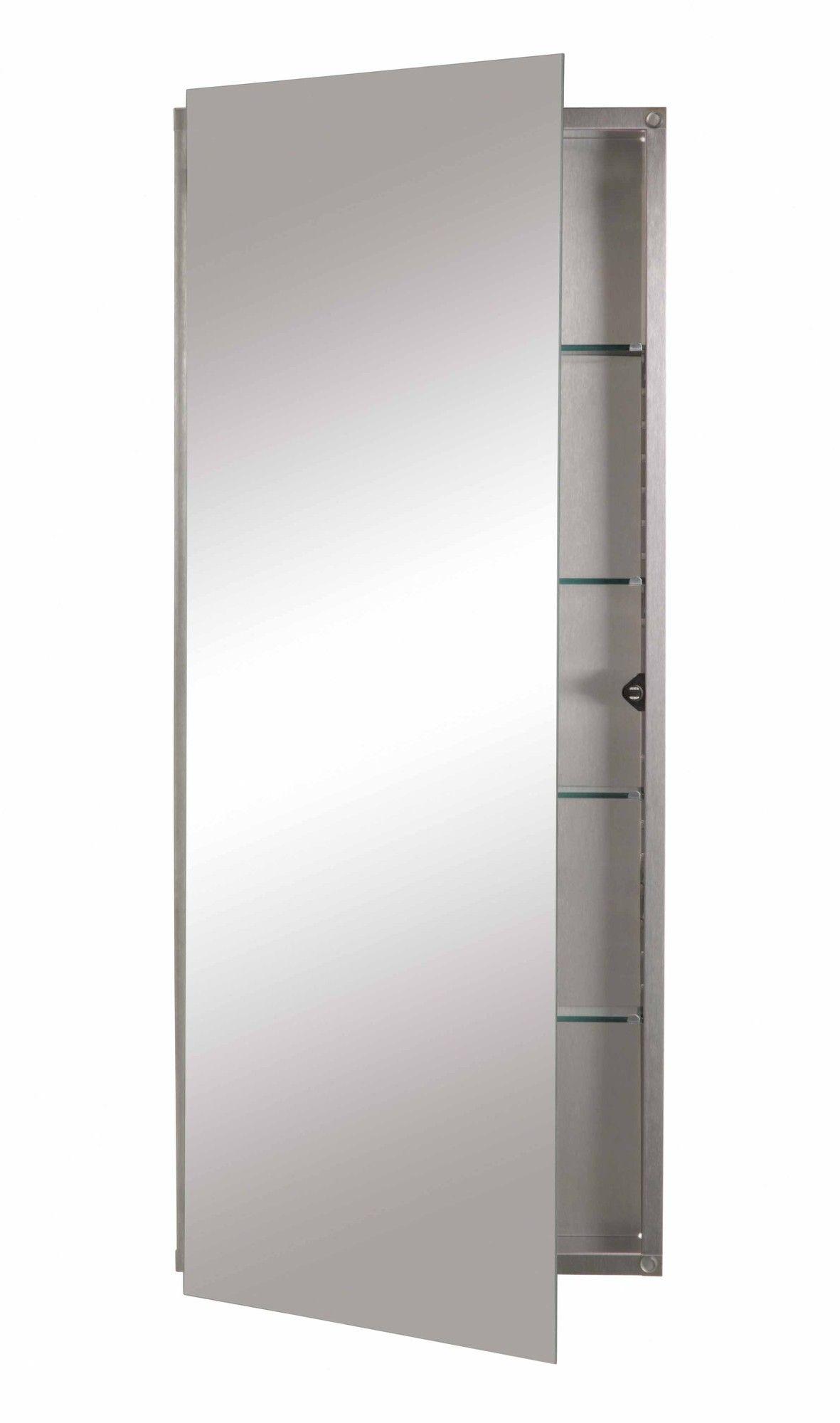 Broan 15 X 36 Recessed Medicine Cabinet Recessed Medicine Cabinet Lighted Medicine Cabinet Bathroom Medicine Cabinet Mirror