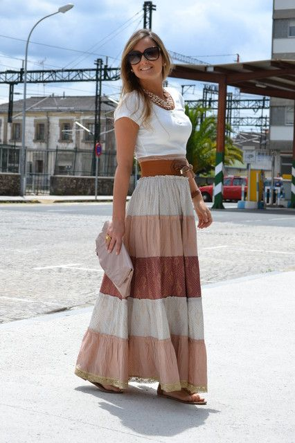 17 Best images about Fashion ideas on Pinterest | Skirts, Silk and ...