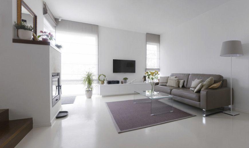 12 Types of Living Room Flooring (2020 Ideas) | Porcelanato, Piso ...