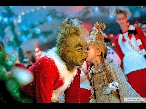 How the Grinch Stole Christmas Movie 2000 - Jim Carrey, Taylor ...