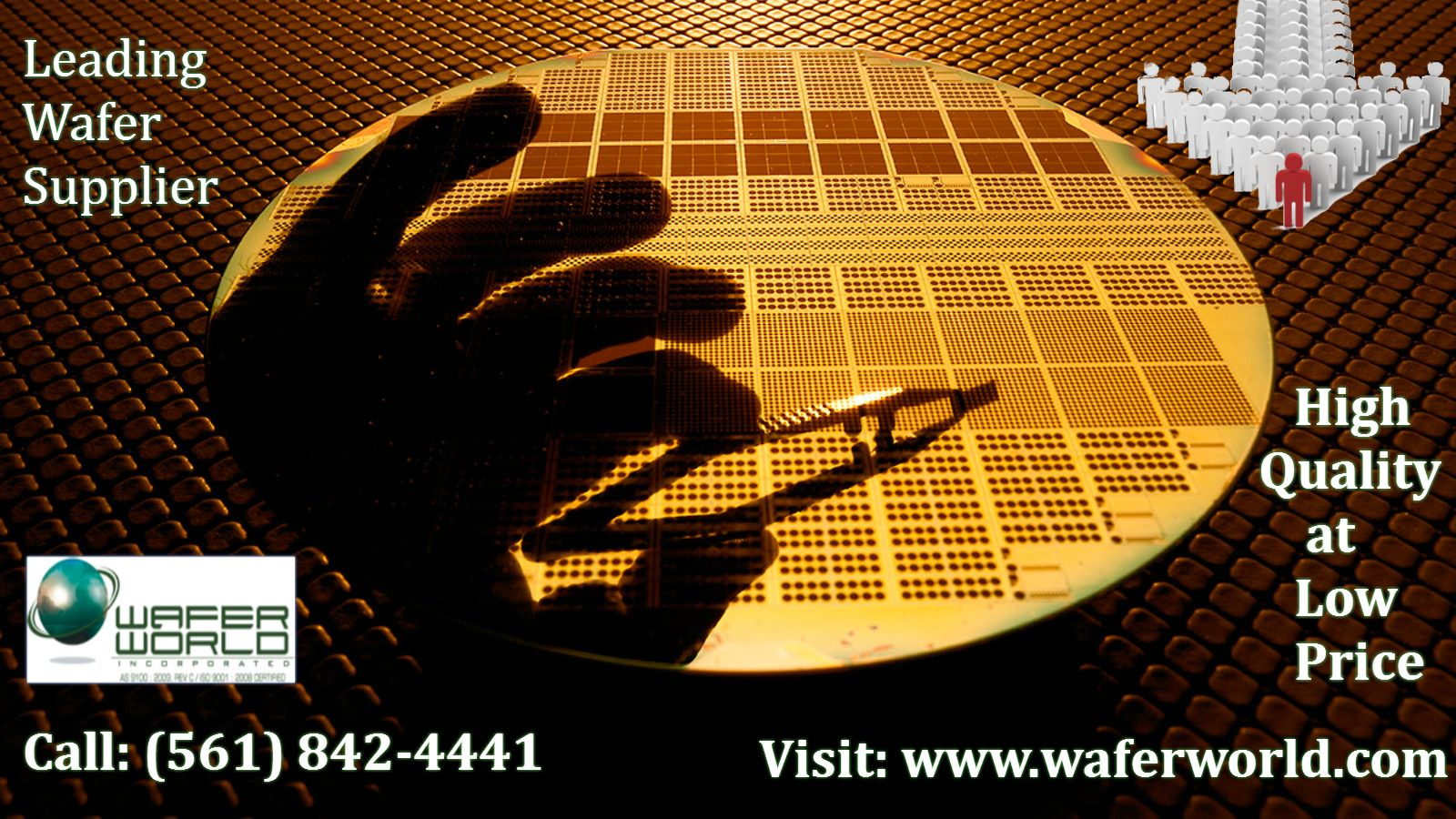 Silicon Wafer Suppliers in West Palm Beach, Florida If