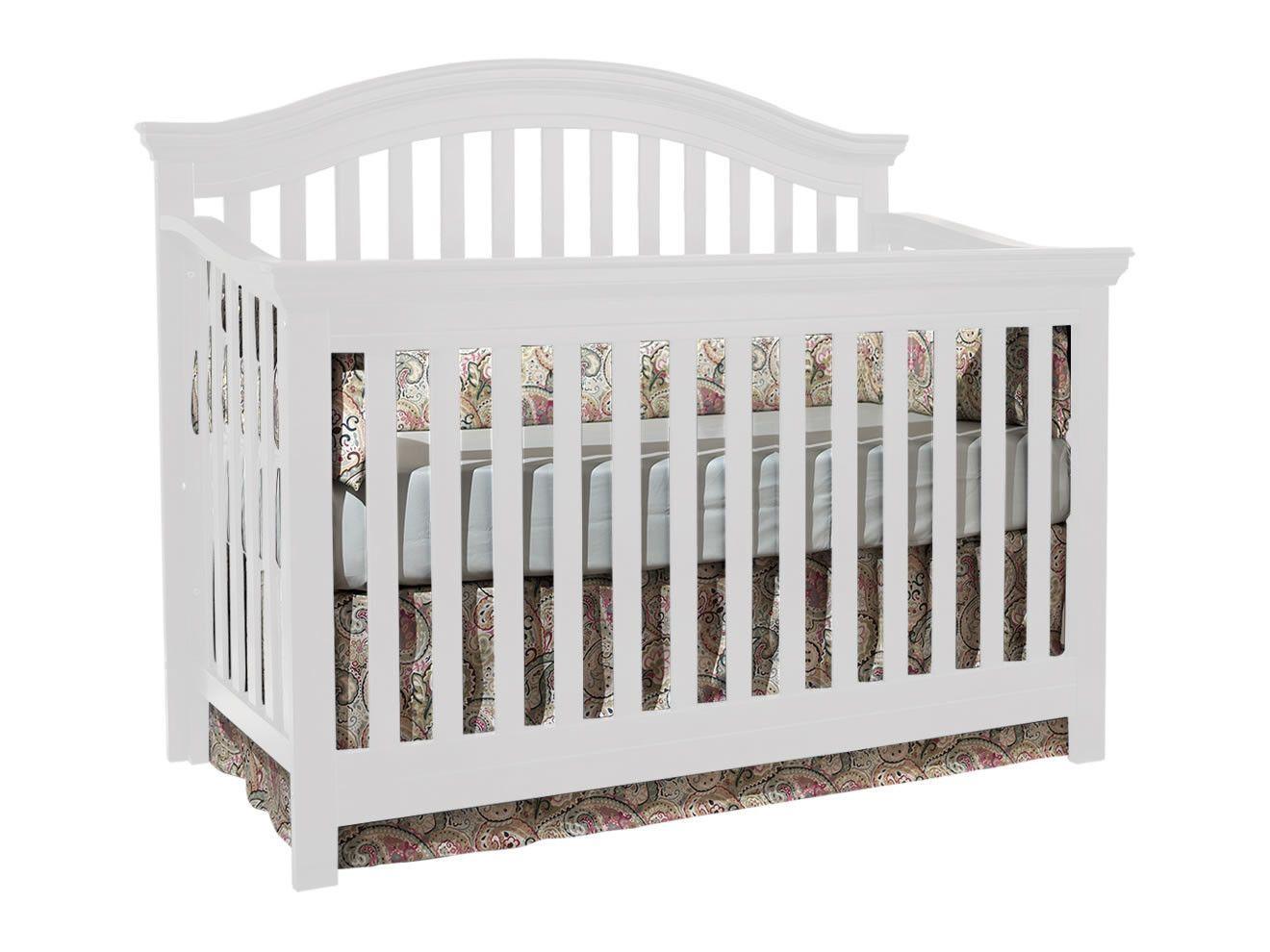 Oakland 4-in-1 Convertible Crib | Bebe