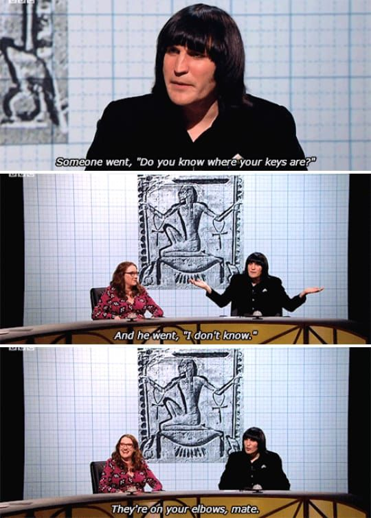 The mighty boosh is piss, heated nylon sex with