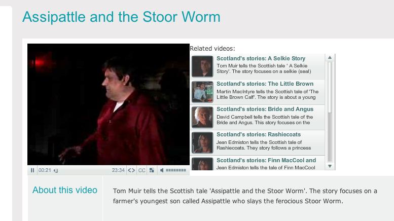 Scottish folk tales read online