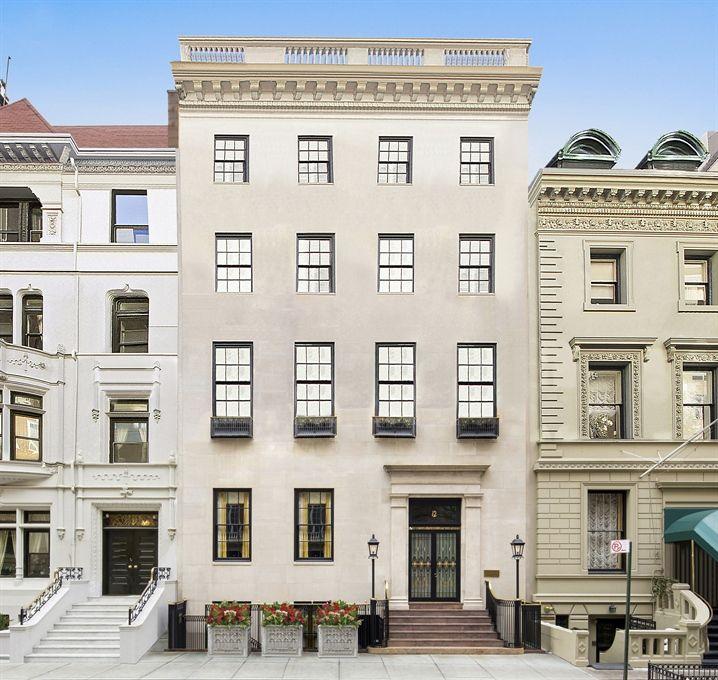 Paris, Manhattan: $114M For Versailles-like Townhouse