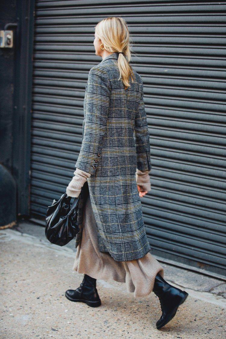 Karo rockt! Das sind die schönsten Street-Styles der New York Fashion Week #trendystreetstyle