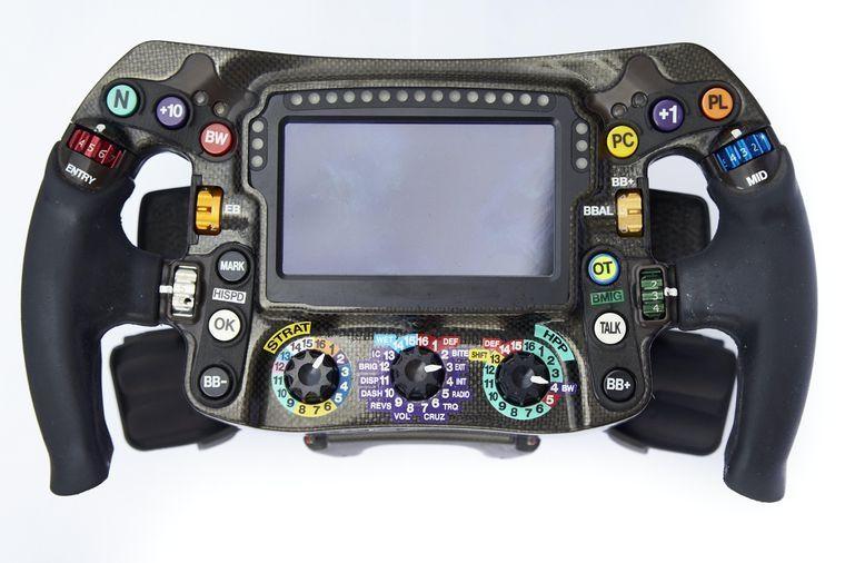 Mercedes F1 Steering Wheel In 2020 Steering Wheel Mercedes Amg Mercedes
