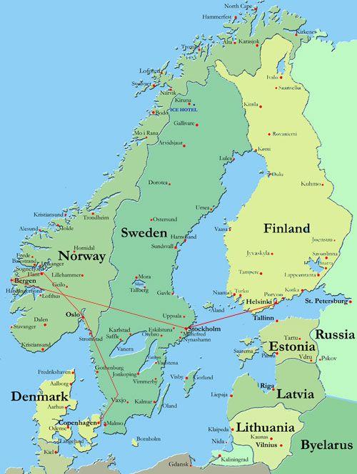 Pin By Sandy On World Scandinavia Scandinavian Countries Denmark History