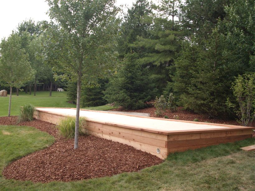 ball court sport courts gardening landscape design northeast bocce dimensions regulation wiki minimum size