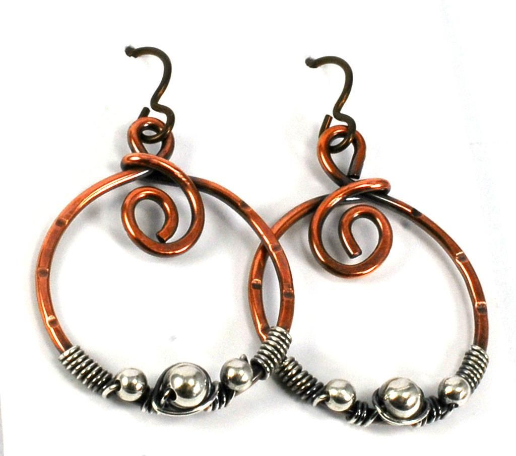 FREE Fall Craft Patterns: Get Them On Craftsy! | Wire earrings ...