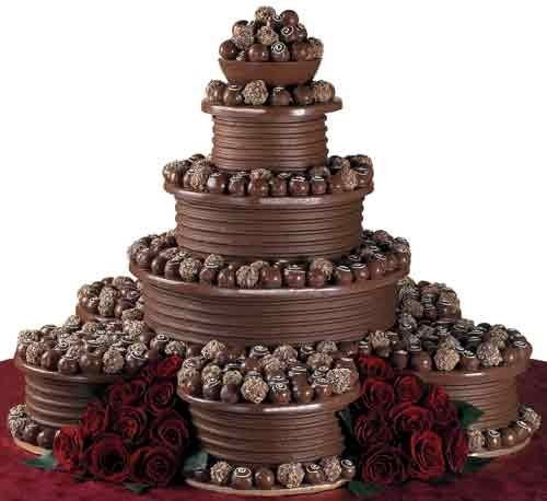chocolate wedding cakes pinterest chocolate wedding cake chocolate cakes 12796