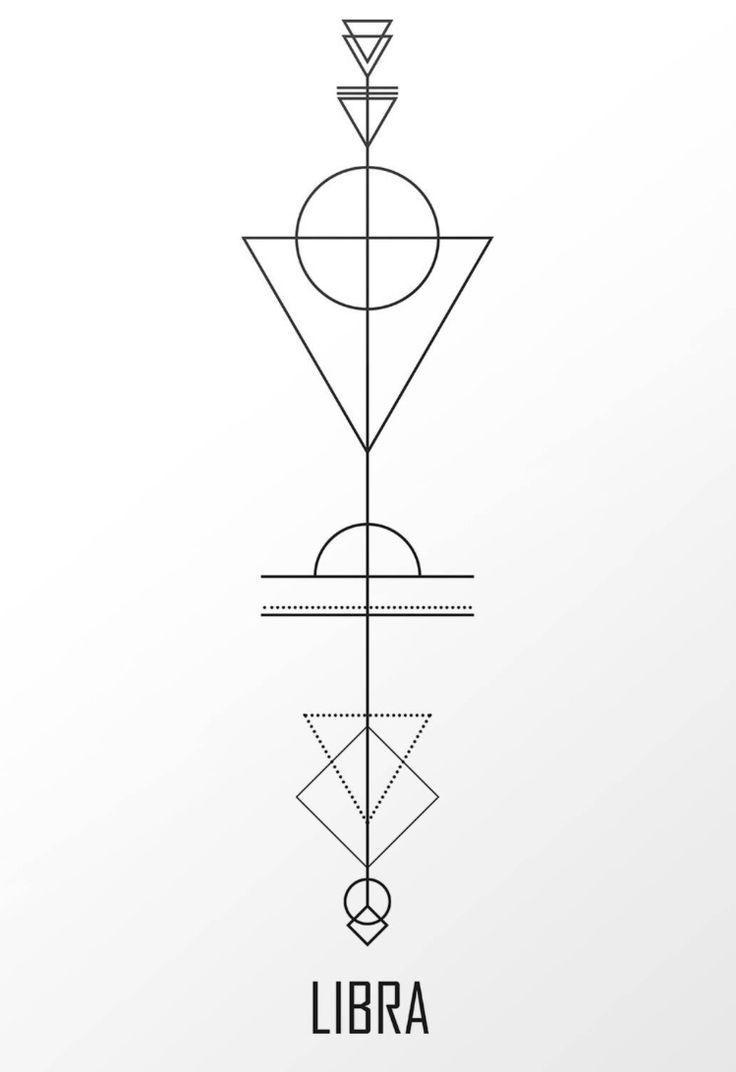 Tattoodo Balancesymboltattoo Tattoo Sternzeichen 14