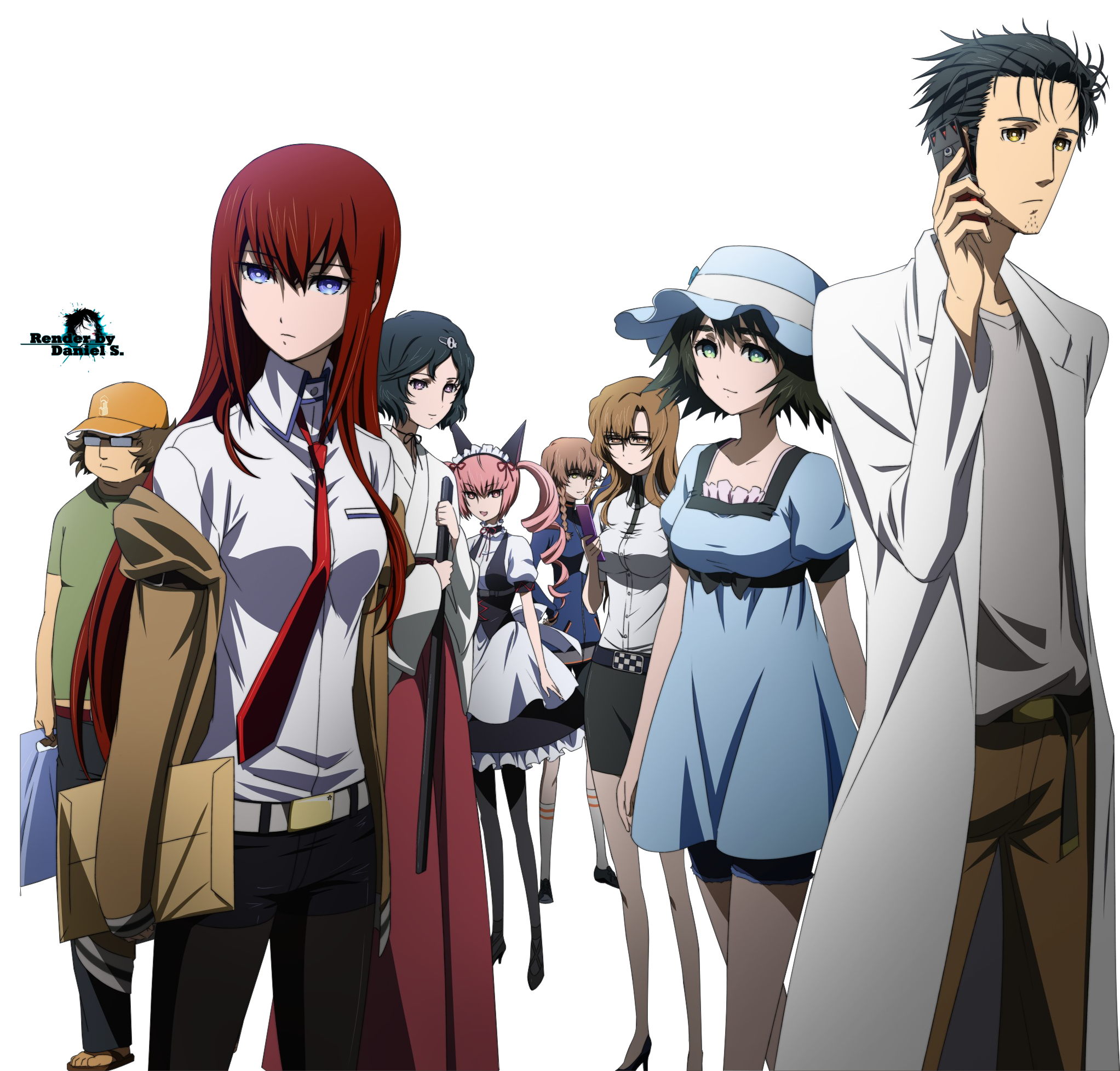 Steins; Gate. I feel bad having just finished this as it