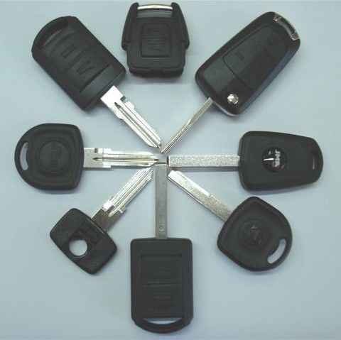 Vauxhall Car Keys.
