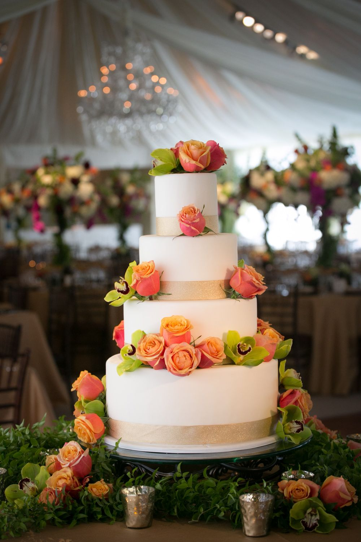 Beautiful Cake at Shadow Oaks Ranch, CA Photography