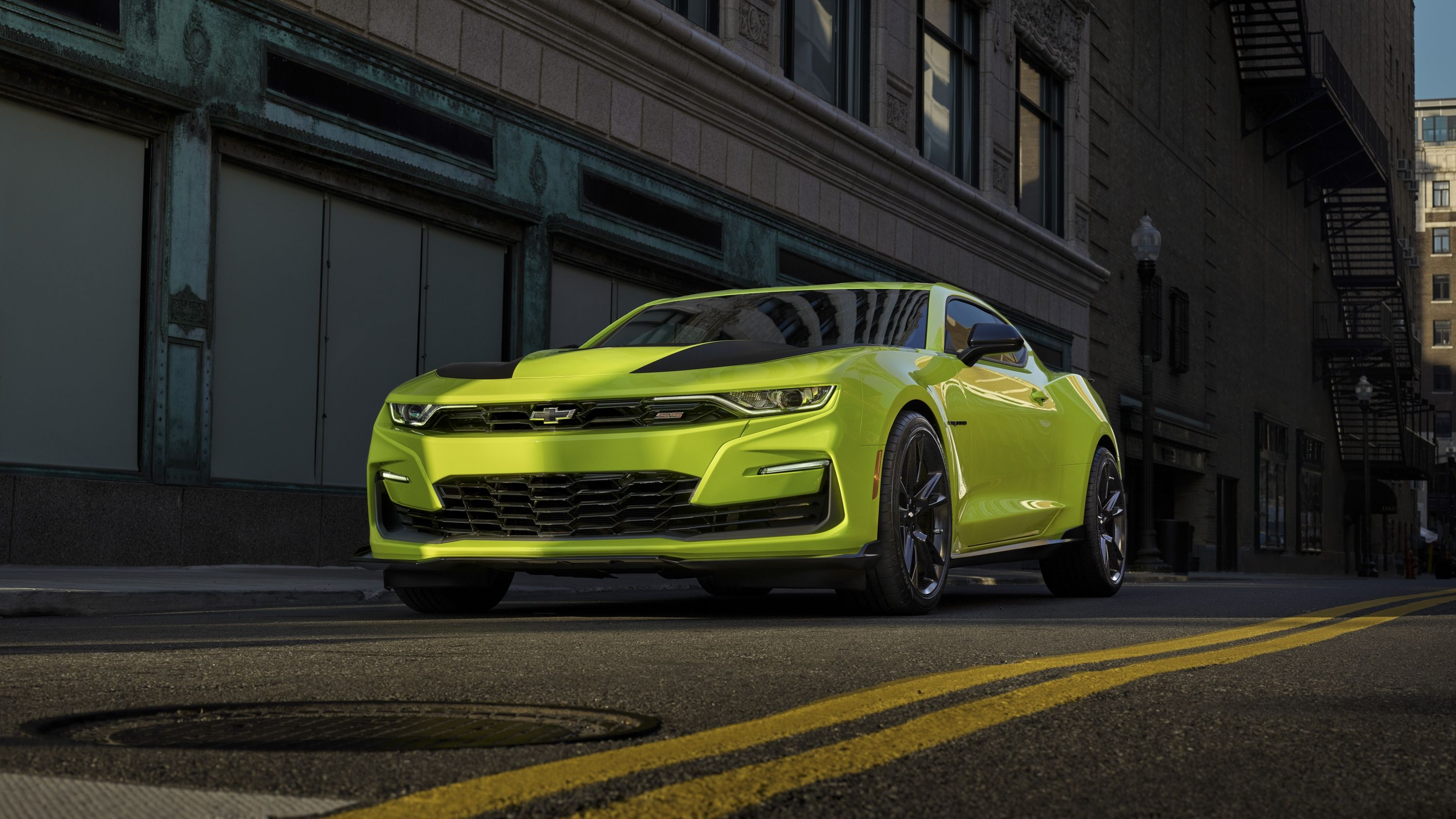 Chevy Is Working Desperately To Move That Sleek Grille The SEMA