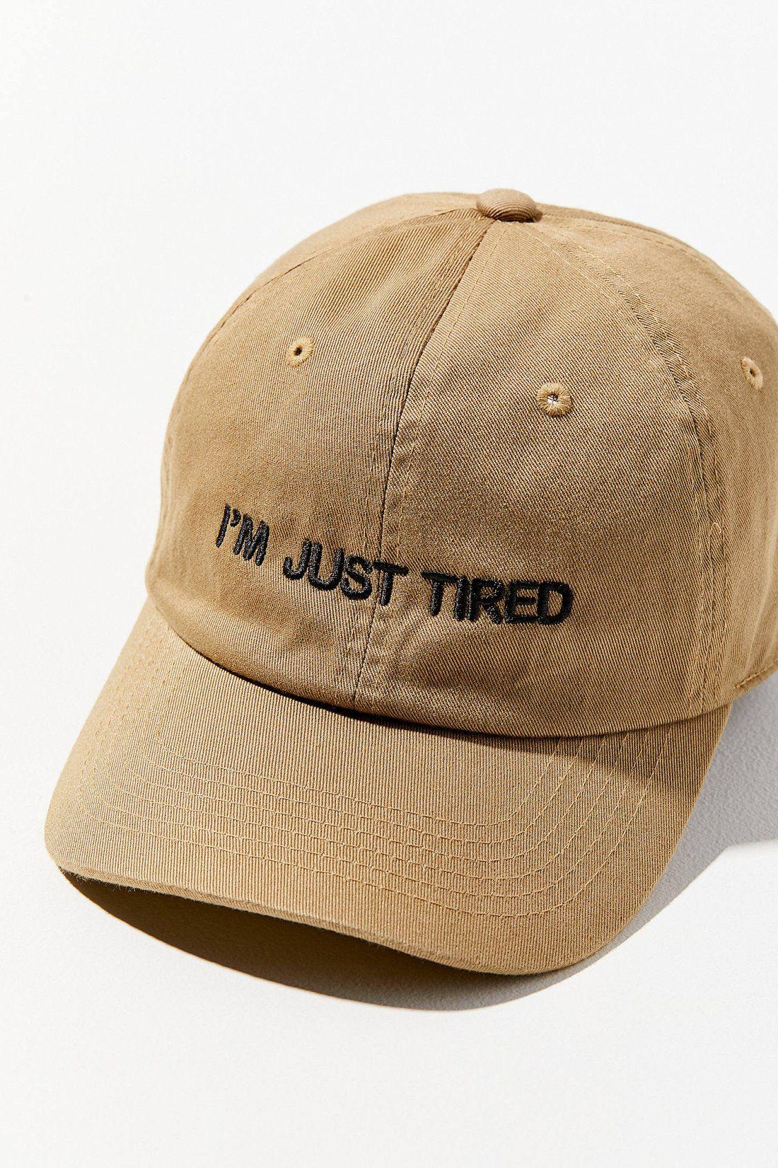 Intentionally Blank I Said I m Fine Baseball Hat in 2018 ... 2f1fe477f4fe